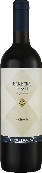 R470080300 Terre da Vino Barbera d Asti  B Ware Jg.