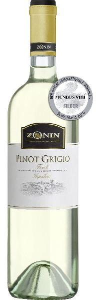 Zonin Classici Pinot GrigioItalien Venetien Zonin