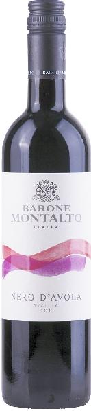 Barone MontaltoNero d AvolaItalien Sizilien Barone Montalto