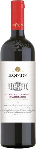 R470081810 Zonin Classici Montepulciano d Abruzzo B Ware Jg.