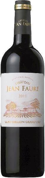 Cht. Jean FaureChateau Jean Faure Grand Cru Jg. 2012Frankreich Bordeaux St.Emilion Cht. Jean Faure