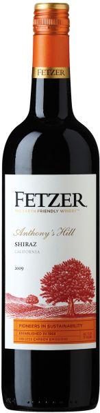 Fetzer Vineyards Anthony s Hill Shiraz Mendocino Jg. 2010-11U.S.A. Kalifornien Fetzer Vineyards