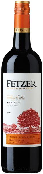 Fetzer Vineyards Valley Oaks Zinfandel Mendocino Jg. 2011-12U.S.A. Kalifornien Fetzer Vineyards