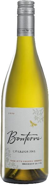 Bonterra Vineyards Chardonnay Mendocino County  (Trauben aus �kologischem Anbau) Jg. 2011-12U.S.A. Kalifornien Bonterra