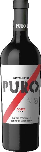 Dieter MeierPuro Corte Jg. 2014 50% Malbec, 35% Cabernet Sauvignon, 15% Cabernet FrancArgentinien Mendoza Dieter Meier