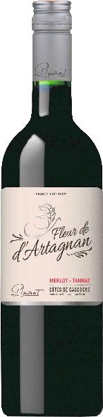 PlaimontFleur de d Artagnan Merlot Tannat  Jg. 2014-15Frankreich Südfrankreich Languedoc Plaimont