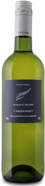 Domaine PugibetBlanc Chardonnay Jg. 2015-16Frankreich Südfrankreich Domaine Pugibet