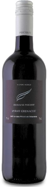 Domaine PugibetSyrah Grenache Jg. 2014-15Frankreich Südfrankreich Domaine Pugibet