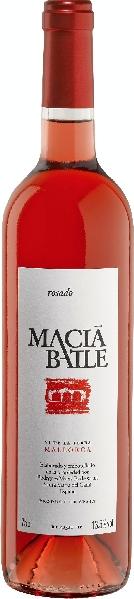 Macia Batle Rosado Do Binissalem Jg. 2013-14Spanien Mallorca Macia Batle