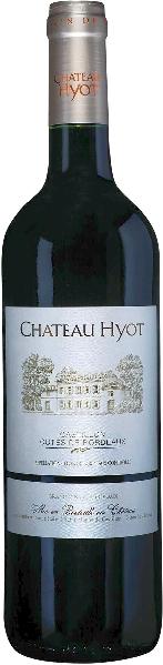 Domaine AubertChateau Hyot Cotes de Bordeaux Castillon Jg. 2014Frankreich Bordeaux Domaine Aubert