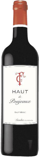 Cht. PoujeauxHaut de Poujeaux Jg. 2012Frankreich Bordeaux Medoc Cht. Poujeaux