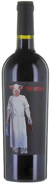 SchwarzThe Butcher Cuvee Jg. 2015 Cuvee aus Merlot, Cabernet Sauvignon, Cabernet FrancÖsterreich Steiermark Schwarz