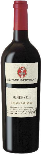 Gerard BertrandMinervois AOC Jg. 2013 20% Carignan, 40% Syrah, 30% Grenache, 10% Mourv�dreFrankreich S�dfrankreich Gerard Bertrand