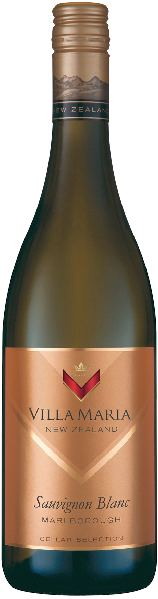 Villa Maria Cellar Selection Sauvignon Blanc Marlborough Jg. 2015Neuseeland Marlborough Villa Maria