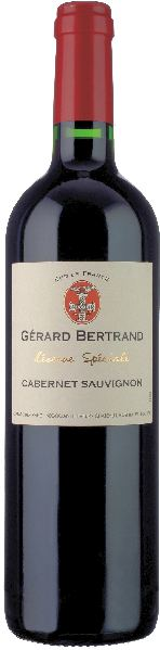 Gerard BertrandReserve Speciale Cabernet Sauvignon  IGP Pays d Oc Jg. 2012-13Frankreich S�dfrankreich Gerard Bertrand
