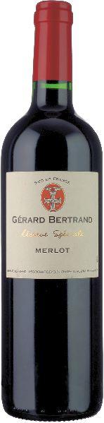 Gerard BertrandReserve Speciale Merlot  IGP Pays d Oc Jg. 2012-13Frankreich S�dfrankreich Gerard Bertrand