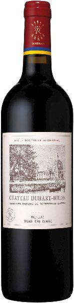 Baron Phil. de RothschildChateau Duhart Milon 4eme Cru Classe Jg. 2010Frankreich Bordeaux Baron Phil. de Rothschild