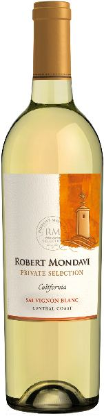 Robert MondaviPrivate Selection Sauvignon Blanc Jg. 2014-15U.S.A. Kalifornien Napa Valley Robert Mondavi