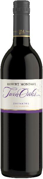 Robert MondaviTwin Oaks Zinfandel  Jg. 2013U.S.A. Kalifornien Napa Valley Robert Mondavi