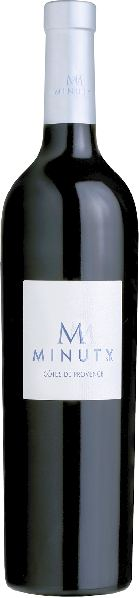 MinutyCuvee M Rouge Jg. 2015 Cuvee aus Syrah, Mourvedre, GrenacheFrankreich Provence Minuty