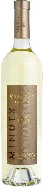 MinutyPrestige Blanc Jg. 2015Frankreich Provence Minuty
