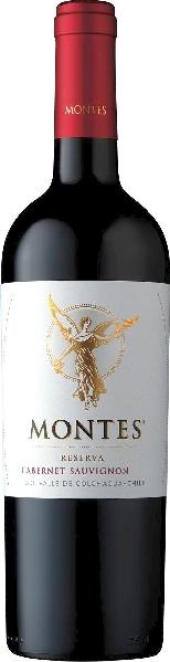 R5000005014 Montes Chile Vina Montes Montes Reserve Cabernet Sauvignon Colchagua Valley B Ware Jg.2013-14