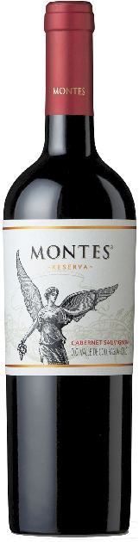 Montes ChileCabernet Sauvignon Jg. 2013-14Chile Ch. Sonstige Montes Chile