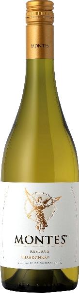 R5000005015 Montes Chile Reserva Chardonnay B Ware Jg.2016