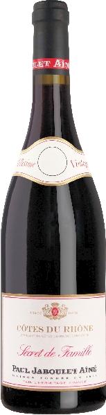 Paul Jaboulet AineCotes du Rhone Secret de Famille Rouge Jg. 2014-15Frankreich Rhone Paul Jaboulet Aine