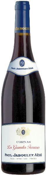 Paul Jaboulet AineCornas AOP Les Grandes Terrasses Rouge Jg. 2011-12Frankreich Rhone Paul Jaboulet Aine