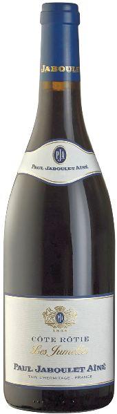 Paul Jaboulet AineCotes Rotie AOP Les Jumelles Rouge Jg. 2012-13Frankreich Rhone Paul Jaboulet Aine