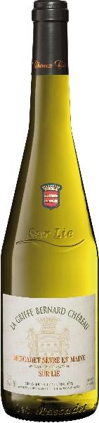 R5000005147 Chereau Carre La Griffe Bernard Chereau Muscadet Sevre et Maine sur Lie B Ware Jg.2016