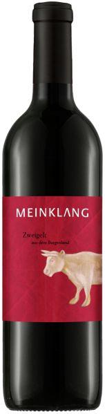 MeinklangZweigelt  Jg. 2013-14�sterreich Neusiedlersee-H�gelland Meinklang