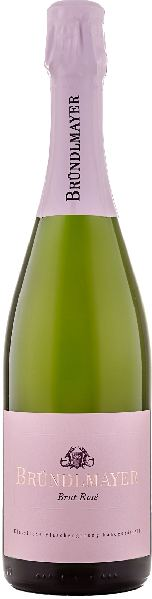 Bründlmayer.Bründlmayer Brut Rose Jg.  Cuvee aus Pinot Noir, Sankt Laurent, ZweigeltSekt Bründlmayer.