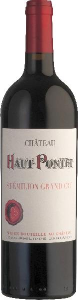 Cht. Haut PontetChateau Haut Pontet Grand Cru Jg. 2013Frankreich Bordeaux St.Emilion Cht. Haut Pontet