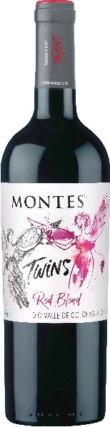 Montes ChileMontes Twins Red Blend  Malbec-Cabernet Sauvignon Jg. 2013-14Chile Ch. Sonstige Montes Chile