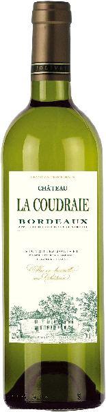 Jean MarcChateau La Coudraie Jg. 2015-16 Cuvee aus Sauvignon, Muscadelle, SemillonFrankreich Bordeaux Jean Marc