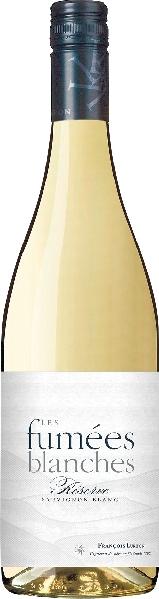 Lurton FrankreichLes Fumees Blanches Sauvignon Blanc Jg. 2015-16Frankreich Südfrankreich Languedoc Lurton Frankreich