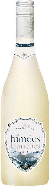Francois Lurton.Les Fumees Blanches Petillant Sauvignon Blanc Jg. 2016-17Sekt Francois Lurton.
