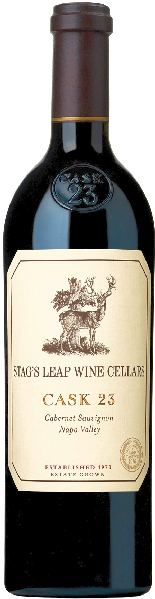 Stag s Leap Wine CellarsCASK 23 Cabernet Sauvignon  Napa Valley Jg. 2010-12U.S.A. Kalifornien Napa Valley Stag s Leap Wine Cellars
