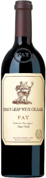 Stag s Leap Wine CellarsFAY Cabernet Sauvignon Stag s Leap Wine Cellars Napa Valley Jg. 2008U.S.A. Kalifornien Napa Valley Stag s Leap Wine Cellars