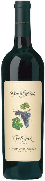 Ste. MichelleCold Creek Cabernet Sauvignon Jg. 2012-13U.S.A. Washington State Ste. Michelle