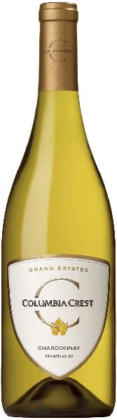 Columbia CrestGrand Estates Chardonnay Jg. 2014-15U.S.A. Washington State Columbia Crest