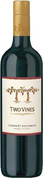Columbia CrestTwo Vines Cabernet Sauvignon Jg. 2012-13U.S.A. Washington State Columbia Crest