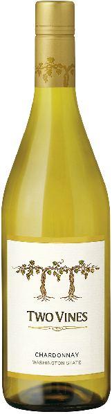 Columbia CrestTwo Vines Chardonnay Jg. 2015-16 Cuvee aus Chardonnay, Semillon, Sauvignon BlancU.S.A. Washington State Columbia Crest