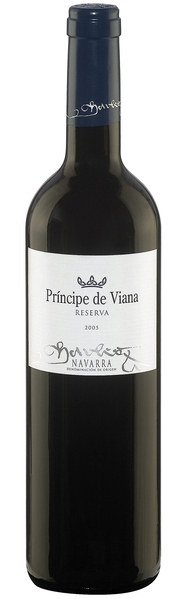 Principe de VianaReserva  DO Navarra Jg. 2010Spanien Navarra Principe de Viana