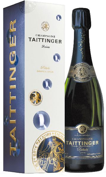 TaittingerChampagne  Prelude Brut Grands Crus in Bubble GPChampagne Taittinger