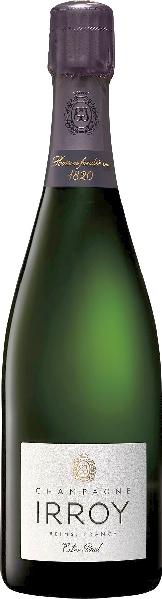 Irroy Brut Carte d Or 35% Pinot Meunier, 35% Pinot Noir, 30% ChardonnayChampagne Irroy