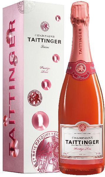 Taittinger Brut Prestige Rose in Bubble GPChampagne Taittinger