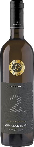 Puklavec Family WinesSeven Numbers Sauvignon Blanc 2. Single Vineyard  Jg. 2015-16Slowenien Puklavec Family Wines